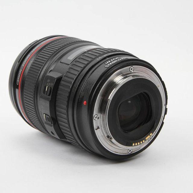 OBJETIVO CANON EF 24-105MM F/4 L IS USM E342684