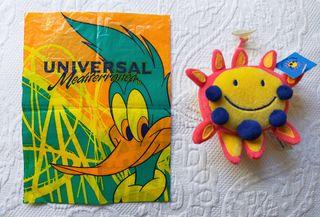 Souvenirs Port Aventura (año 2000)
