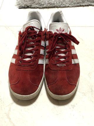 zapatillas adidas supernova rojas