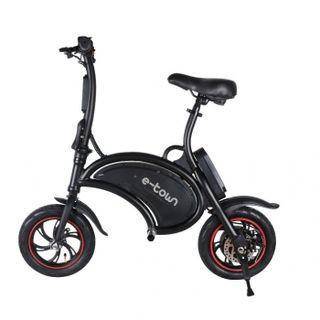 Scooter/bicicleta eléctrica e-town