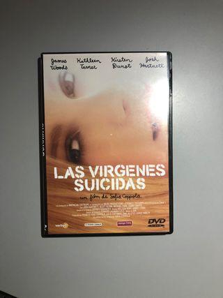 Las vírgenes suicidas dvd
