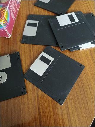 disketes en perfecto estado