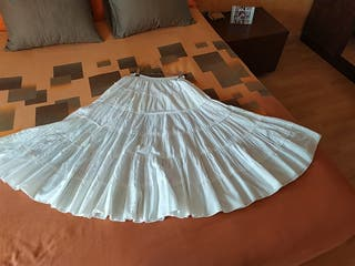 falda ibizenca