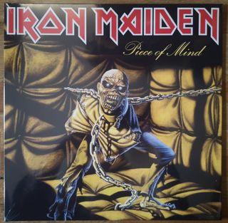 """Iron Maiden: """"Piece of Mind"""" (LP-Vinilo)"""