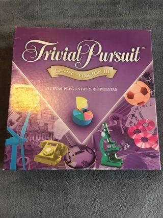 Trivial Pursuit Edición Genus III