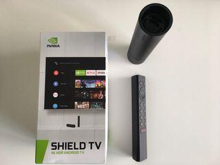 Nvidia Shield TV (Android TV + consola)