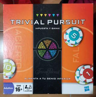 Trivial pursuit 'apuesta y gana'