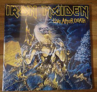 "Iron Maiden: ""Live After Death"" (2xLP-Vinilos)"