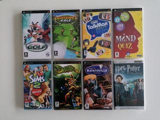 Juegos PSP