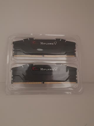 Ram Gskill Ripjaws V Black