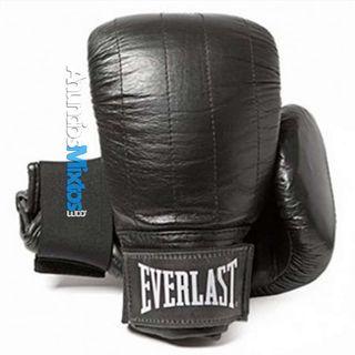 Guantes de boxeo Pro Boston negro L