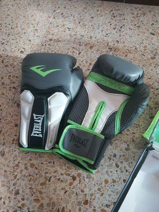 Everlast prime training   Guantes de Boxeo