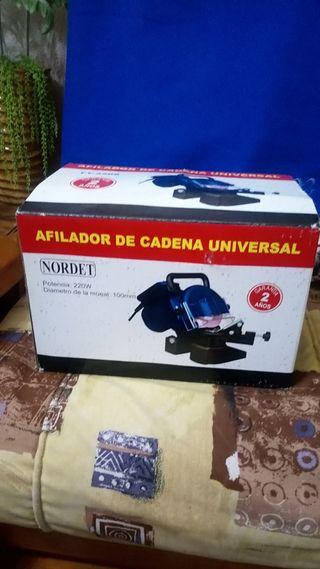 AFILADOR CADENA MOTOSIERRA NUEVO