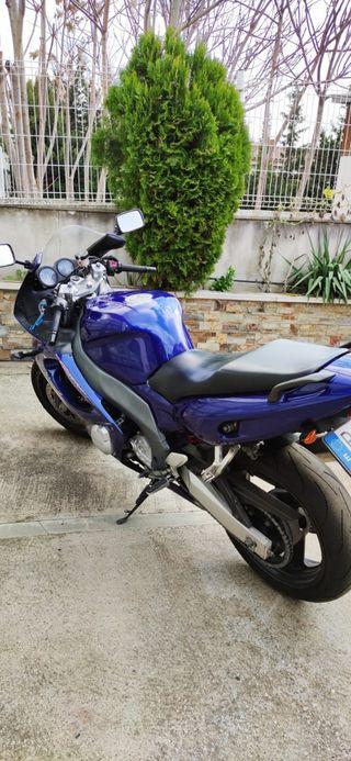 Yamaha Tundercat 600