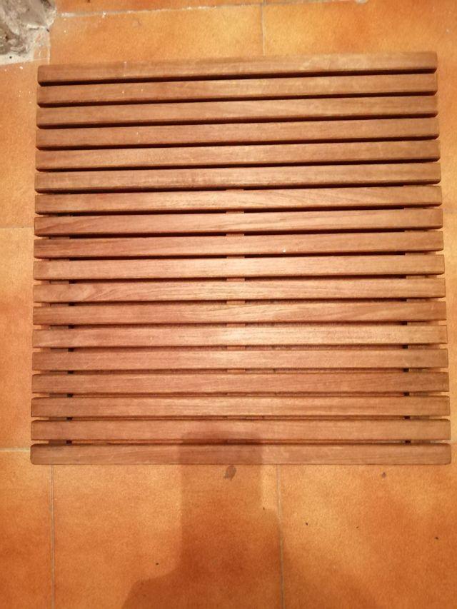 Tarima madera 55x55