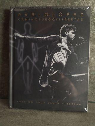 PABLO LÓPEZ CD+DVD NUEVO PRECINTADO