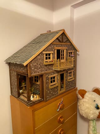 Casa Muñecas real
