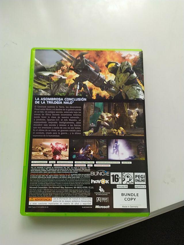 Halo 3 xbox360 bundle copy