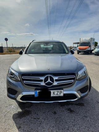Mercedes-Benz GLC SUV (253) 2017