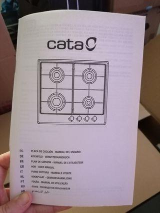 Encimera / Placa gas CATA