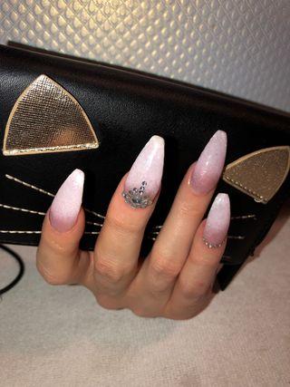 Extensiones de uñas