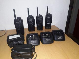 walkies kenwood