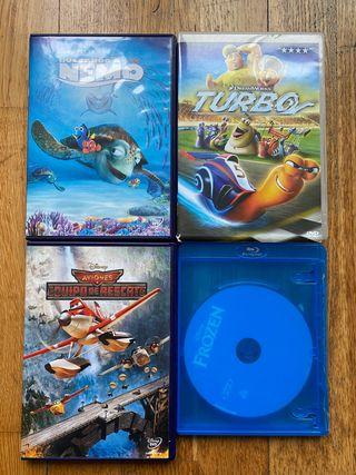Películas Disney Pixar