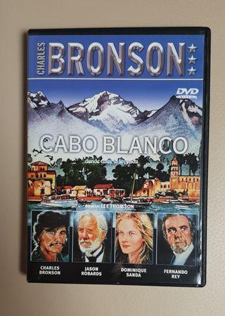 Cabo Blanco dvd Coleccion Charles Bronson