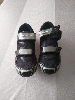 Shimano zapatillas bici carretera talla 45