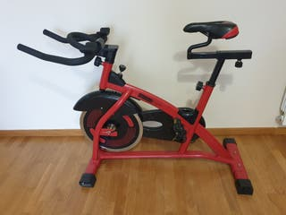 Bicicleta estática spining record gym