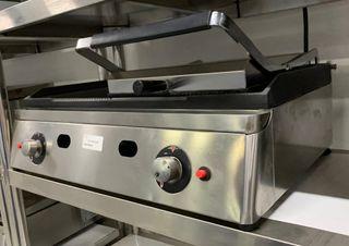 plancha grill a gas
