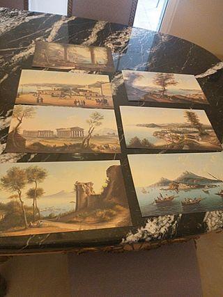 Colección láminas cista amalfitana