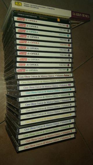 Colección de música clásica
