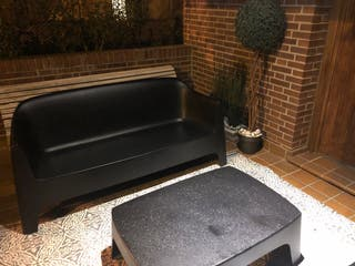 Sofás VONDOM terraza/Jardín