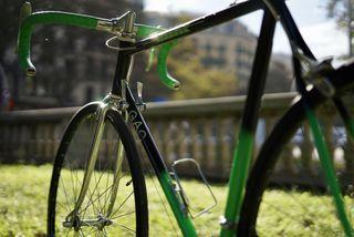 Bicicleta carretera GAC Speeder.