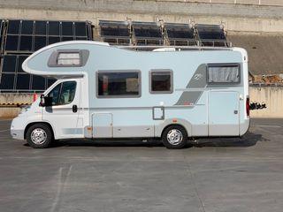 Autocaravana Knaus Sun Traveller Fiat 160 cv