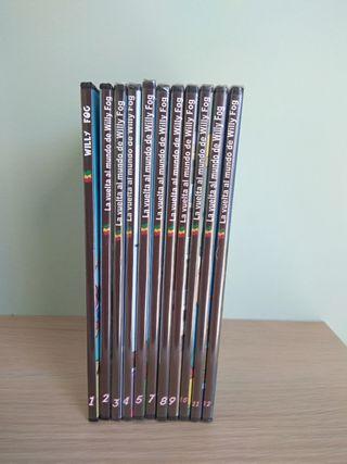 colección DVD Willy Fog