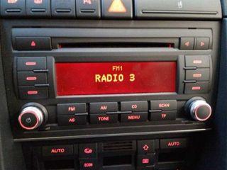 Radio cd mp3 original Seat Exeo / Audi A4 2002/07