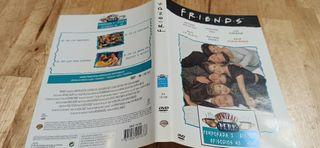 Carátulas DVD Friends Temporada 2