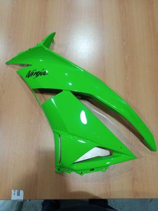 Carenado izquierdo lateral Kawasaki ZX6R