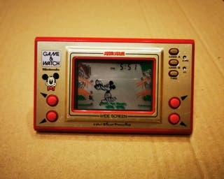 Game Watch Mickey Mouse