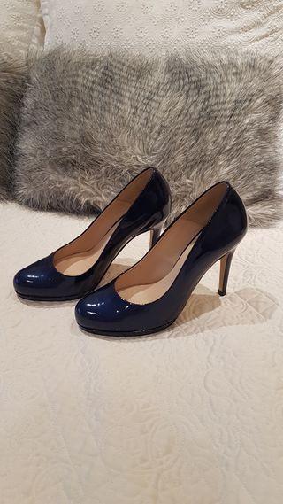 Zapatos tacón salón plataforma tacones