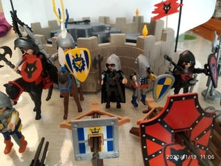 Playmobil escudo fortaleza