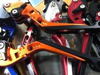 erta manetas para motos kawasaki nuevas