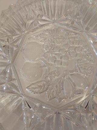 Frutero cristal