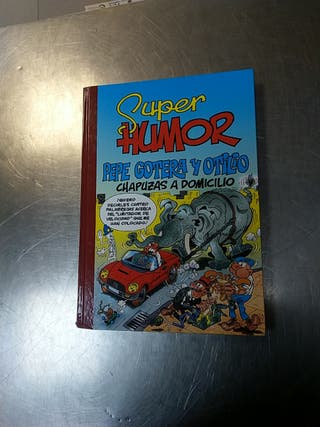 Super Humor Pepe Gotera y Otilio Chapuzas a domici