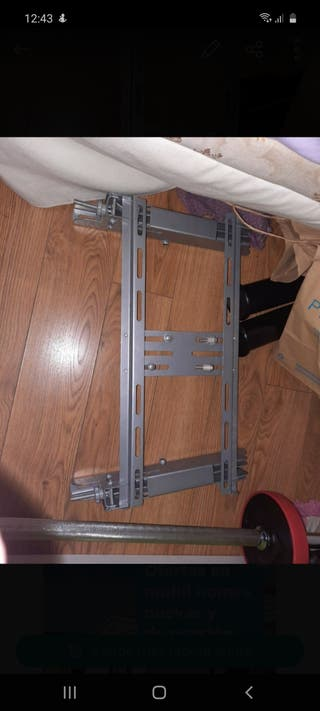 soporte tv pared