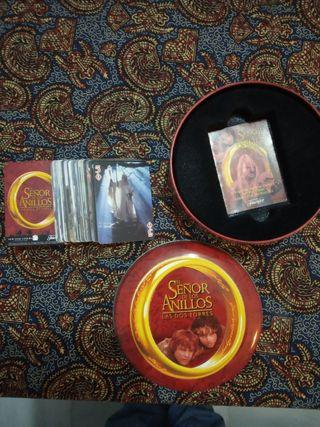 juego de cartas de El señor de los anillos