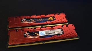 G.SKILL RIPJAWS4 RAM DDR4 2400MHz 16GB 8x2