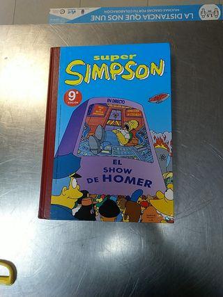 Super Simpson edición 9